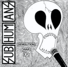 SUBHUMANS with The Bad Engrish / ROAC / Negative Degree