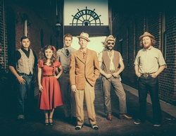 Pokey LaFarge plus The Thornbills