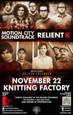 Relient K & Motion City Soundtrack and Driver Friendly