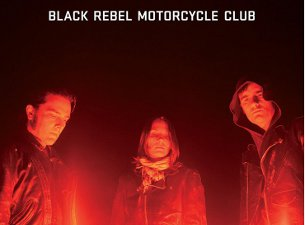 Black Rebel Motorcycle Club plus Restavrant
