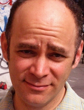 Todd Barry from the movie The Wrestler featuring Ted Alexandro from Conan O'Brien / Harris Stanton from Comedy Centraal