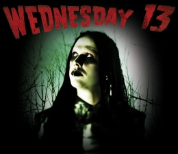 Wednesday 13 with Cold Blue Rebels & Mortified Mortician