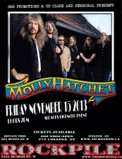 Molly Hatchet @ Toronto