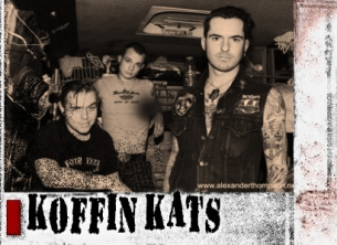 The Koffin Kats with Hayride to Hell and Memphis Murder Men
