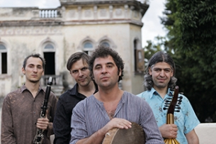 World Music Festival presents Arifa with We Banjo 3