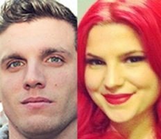 Carly Aquilino & Chris Distefano