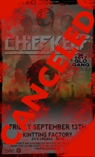 CANCELED: Chief Keef featuring The Glo Gang