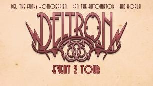 Deltron 3030 featuring Del the Funky Homosapien, Dan the Automator, and Kid Koala with special guest Kid Koala