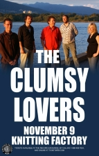 The Clumsy Lovers featuring Possum Livin / Innocent Man