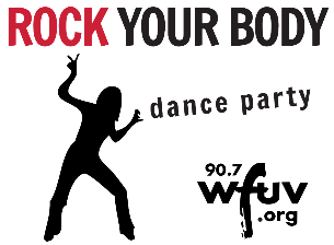 The WFUV Rock Your Body Dance Party