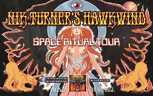 Nik Turner's Hawkwind Space Ritual Tour, Ghostbox Orchestra, Hedersleben, Moontowers