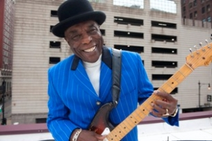 25th ANNUAL OYSTER FEST BLOCK PARTY with FIVE TIME GRAMMY AWARD WINNER, BUDDY GUY / Quinn Sullivan / Tyler Bryant and the Shakedown