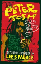 Tribute to Peter Tosh featuring House of David Gang
