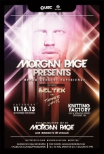 Morgan Page Presents A 3D Visual Experience Featuring: Morgan Page, Beltek & Topher Jones
