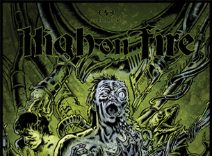 High On Fire and Kvelertak