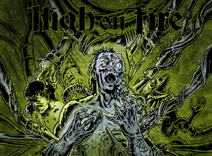 High On Fire & Kvelertak