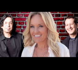 Carol Duboc with Jeff Lorber and Jimmy Haslip
