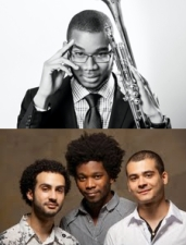 Jelani Bauman and Hip = Consciousness / The Bridge Trio
