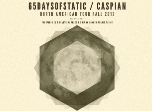 Caspian and 65daysofstatic