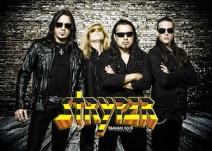 Stryper with Headstone 118 / Saviour / DJ Alex Kayne