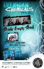 Smile Empty Soul featuring Evolved / 3LP / First Decree