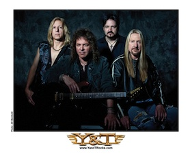 Y&T with Streetlight Circus