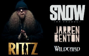 Rittz featuring Snow tha Product, Jarren Benton, Wildcard and more