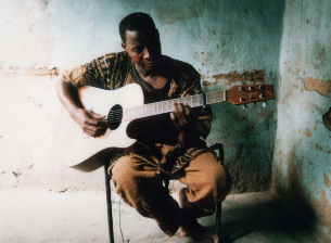 Sidi Touré's Sahara Blues for Two