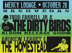 Todd Farrell Jr. & The Dirty Birds and friends