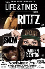 Rittz featuring Snow tha Product and Jarren Benton