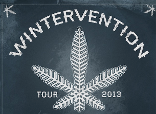 WINTERVENTION Tour featuring Wax