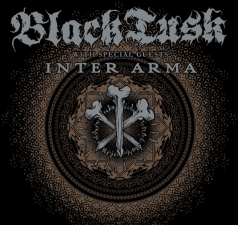 Black Tusk with Inter Arma / Heathen Reign (record release) / The Company Corvette