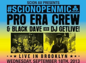 Scion AV Presents: Pro Era Crew