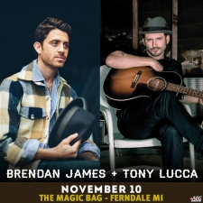 Brendan James & Tony Lucca