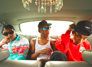 Mellowhigh feat. Hodgy Beats, Domo Genesis...