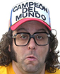 Judah Friedlander from NBC's 30 Rock featuring Ted Alexandro from Conan O'Brien / Harris Stanton from Comedy Centraal / Todd Barry from the movie The Wrestler