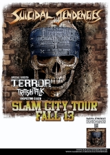 Suicidal Tendencies featuring Terror / Trash Talk / The Inspector Cluzo
