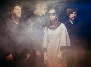 The Besnard Lakes with Elephant Stone