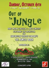 Out Of The Jungle featuring the Orchestra from Huntington Theatre Company's The Jungle Book