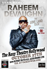 Raheem Devaughn with mali music