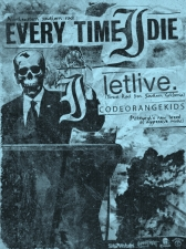 Every Time I Die with Letlive / Code Orange Kids / Angel Du$t