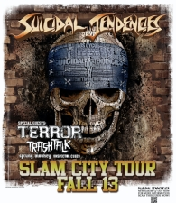 Suicidal Tendencies with Terror / Trash Talk / Sprung Monkey