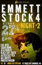 Emmett Stock 4: Night 2 featuring Fall Risk, Sugar Bomb & more