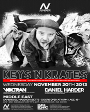 Keys N Krates, Voltran, Daniel Harder