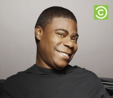 Tracy Morgan (this show is on Saturday night going into Sunday morning)