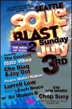 SEATTLE SOUL ON BLAST Vol.2: