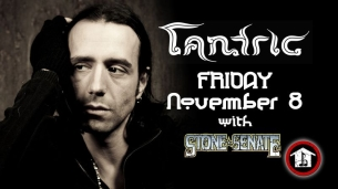 Tantric with Stone Senate & Ten Foot Tail