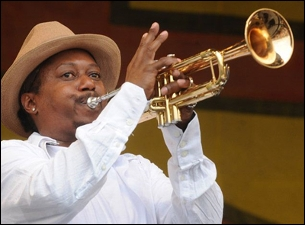 Kermit Ruffins Back By Popular Demand! featuring 2 Sets Including A Louis Armstrong Birthday Set! w/ spec guests Swift Technique