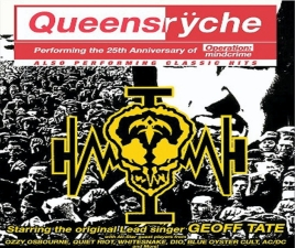 Queensryche with A Matter of Honor