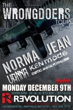 Norma Jean featuring Vanna / Kenmode / Exotic Animal Petting Zoo